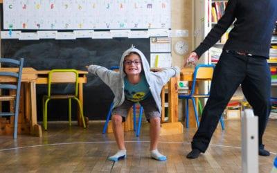 Et si on repensait l'éducation ? Éducation bienveillante ?